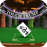 iPhoneアプリ カード Touch Trump